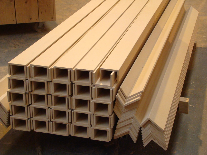 Plumbers Pipe Cladding : Pipe boxings cladding cutting edge woodwork
